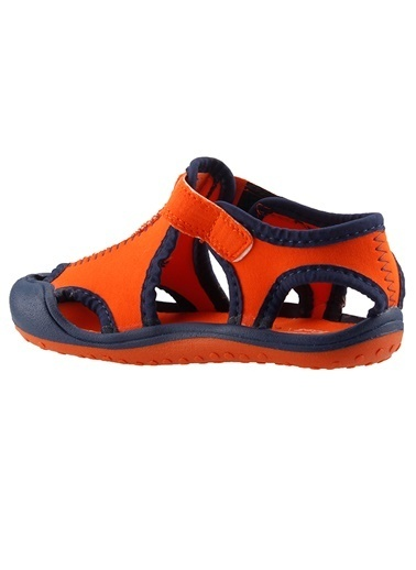 Ayakland Ayakland Kids Turuncu Aqua Erkek Çocuk  Sandalet Panduf Ayakkabı Oranj